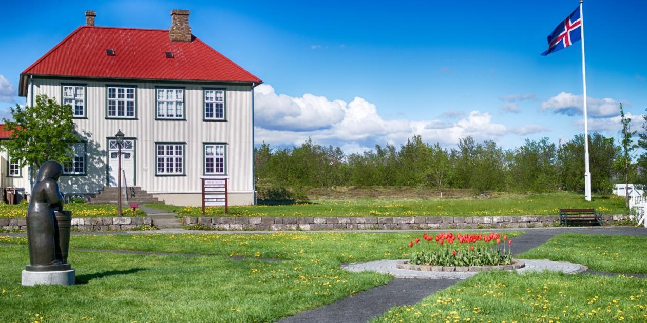 Kleppur á Árbæjarsafni / at Árbær Open Air Museum