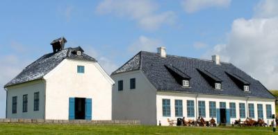 Viðeyjarkirkja og Viðeyjarstofa