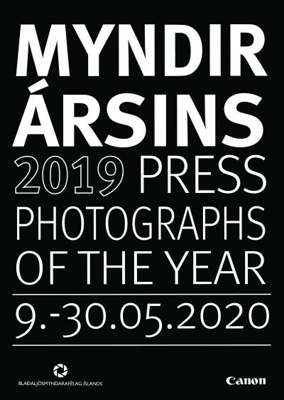 Myndir ársins 2019 / Photographs of they year 2019