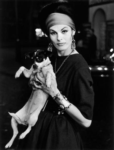 ©Christer Strömholm Estate, Jacky&Adèle Chanel gína, 1960
