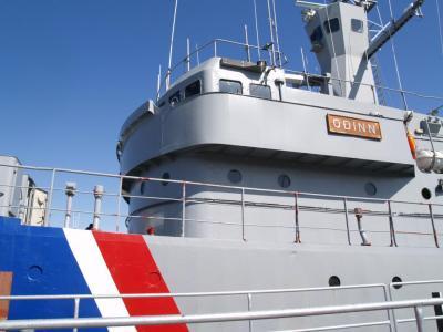Þröstur Sigtryggsson skipherra