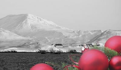 Jólahátíð í Viðey / Christmas feast in Videy Island