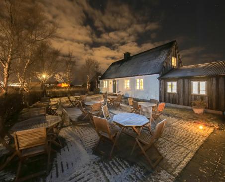 Dillonshús á Árbæjarsafni / Dillon´s house at Árbær Open Air Museum Reykjavík