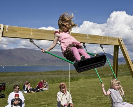 Afþreying - Viðey