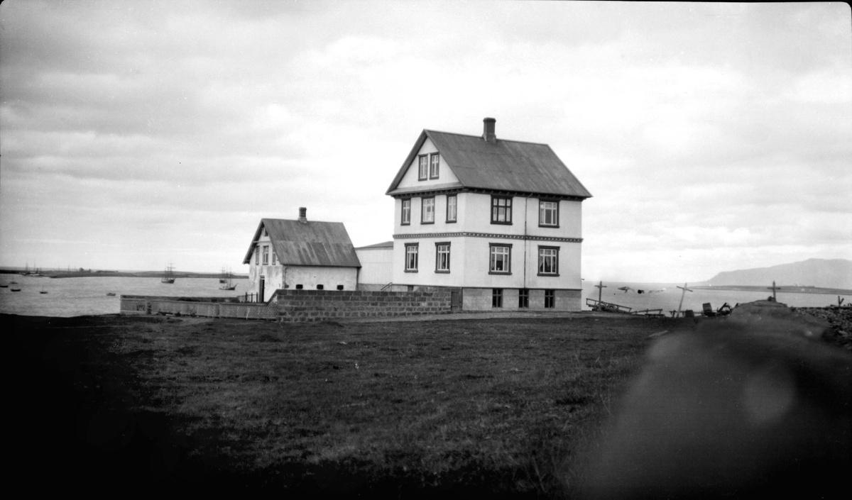Ljósmynd: Sigurjón Jónsson bóksali