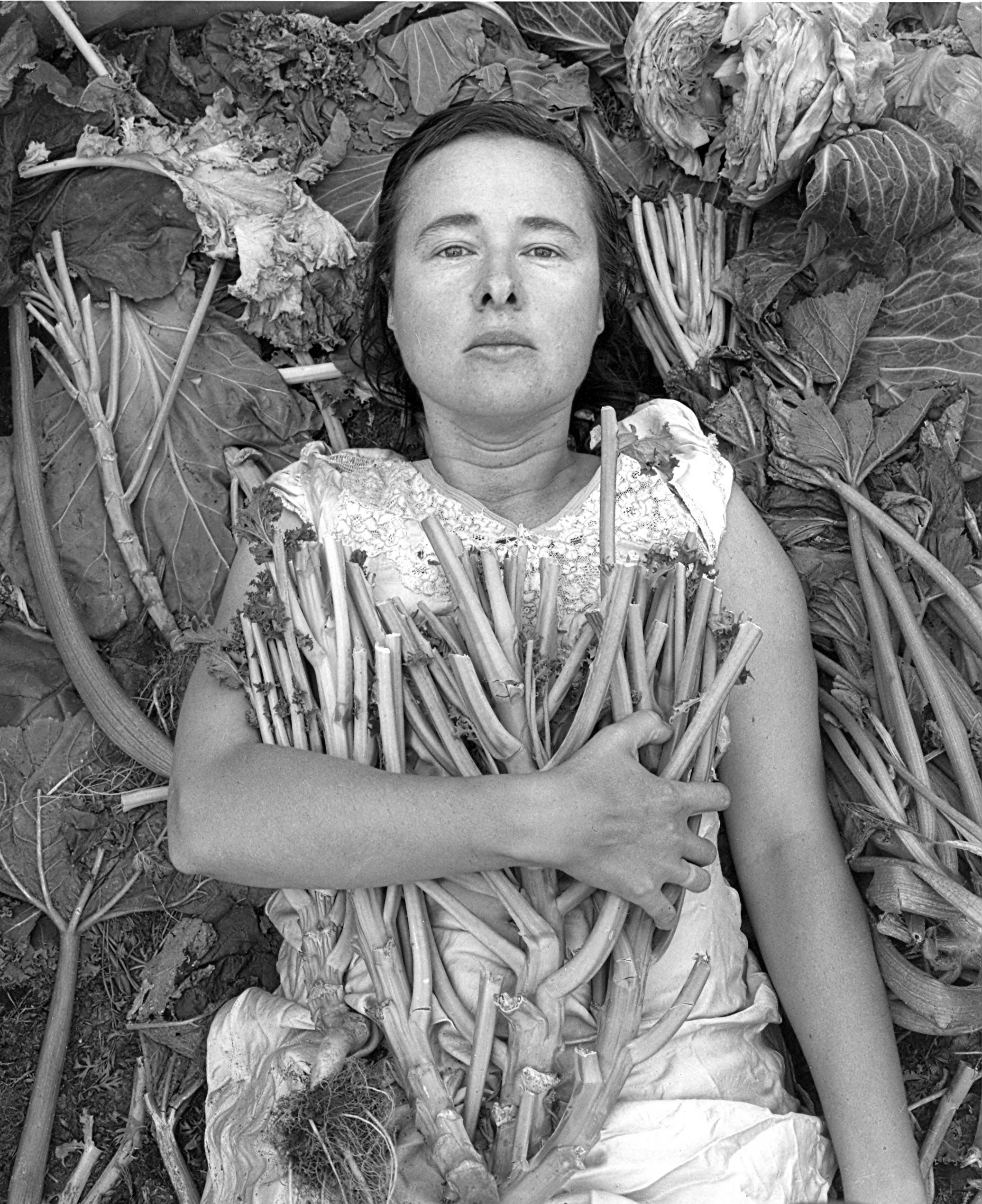 Self portrait Agnieszka Sosnowska