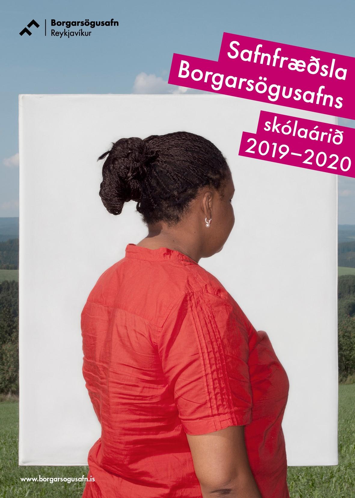 Fræðslubæklingur 2019 - 2020