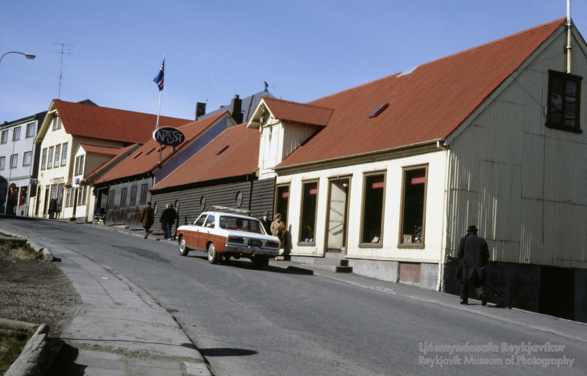 Ljósmynd: Eyjólfur Halldórsson