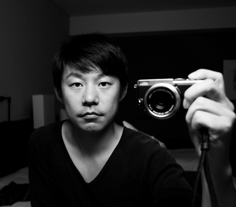 Sjálfa / Self portrait Takashi Nakagawa