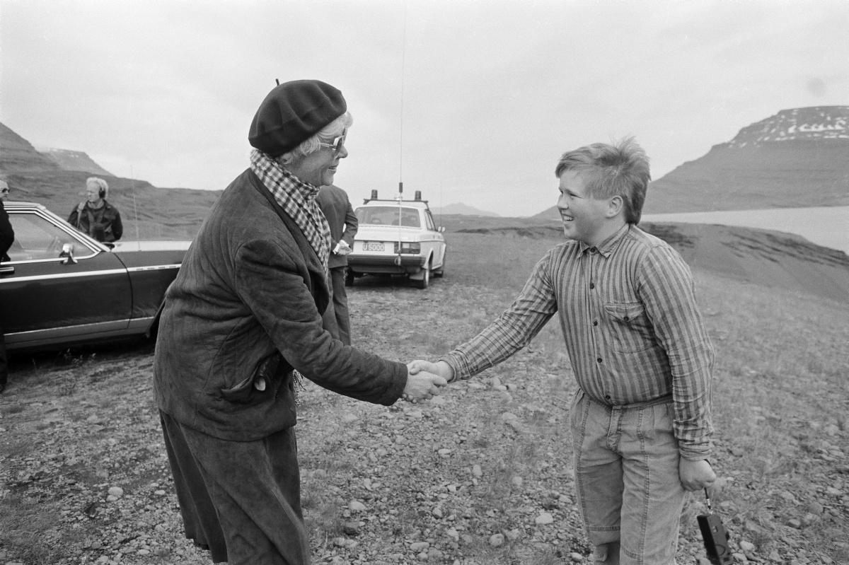 Ljósmynd: Þorkell Þorkelsson